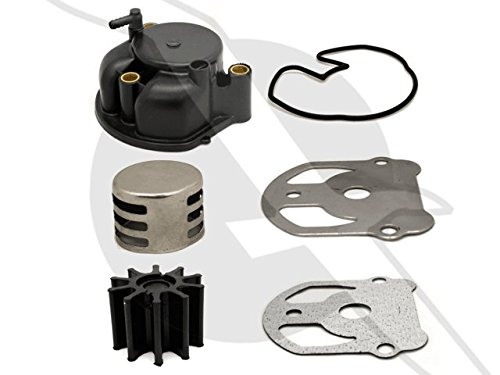 Cobra Water - EMP OMC Cobra Water Pump Impeller Kit with Housing Replaces 984461 983895 984744
