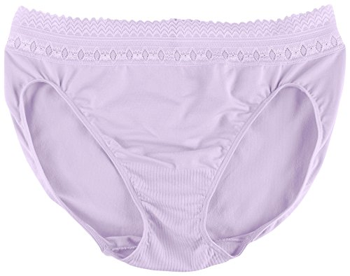 Bali Comfort Revolution Lace Brief, 6/7, Morning Orchid
