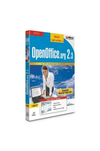 Openoffice Org 2 3