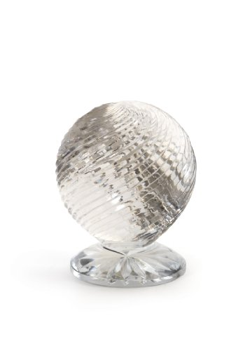Swirled Accents (GO Home 11575 Swirled Ball on Lotus Base Paper Weight)
