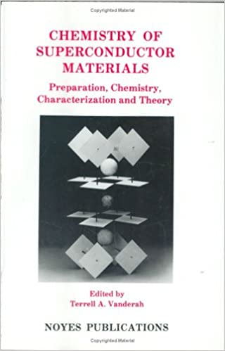 Chemistry of Superconductor Materials: Preparation, Chemistry, Characterization, and Theory