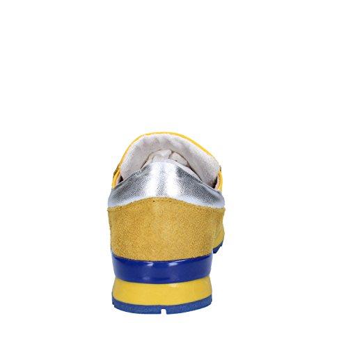Mujer Textil Amarillo De Deporte Zapatillas Invicta SWq07w8pS