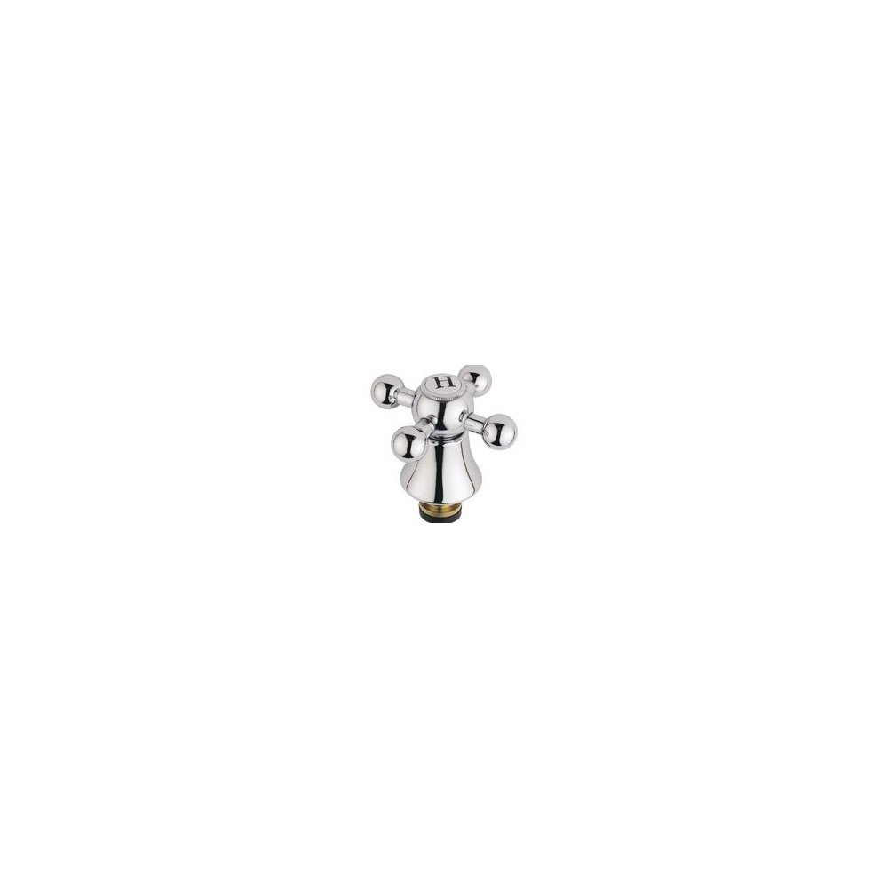 Bristan AE 3/4 C Bath Tap Reviver with Traditional Handles HPR 3/4 TC