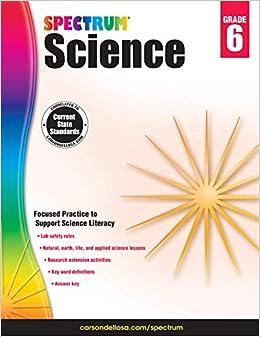Spectrum Science, Grade 6 por Spectrum epub