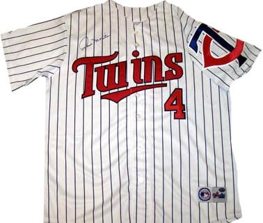 separation shoes 2a26b b25f8 Paul Molitor PSA/DNA Signed Twins Jersey-Official at ...