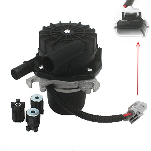(KIPA 17610-0C010 Secondary Air Injection Pump Smog Pump For Toyota Land Cruiser Sequoia Tundra 4Runner V8 4.6L Lexus LX470 GX470 4.7L OEM number 176100C010 10200162BAC 10200162AAC)