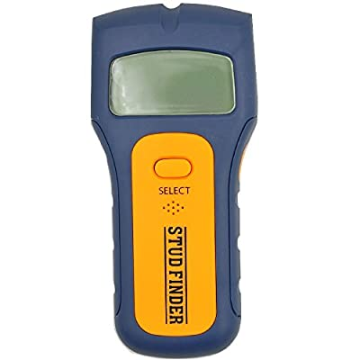 Stud Finder, Bovini Electronic Stud Finders Multifunction Detector, Digital Scanning Wall Studs, Ac Wires and Metals 3 In 1 Sensor