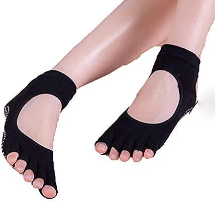 Calcetines profesionales de cinco dedos for mujer Calcetines ...