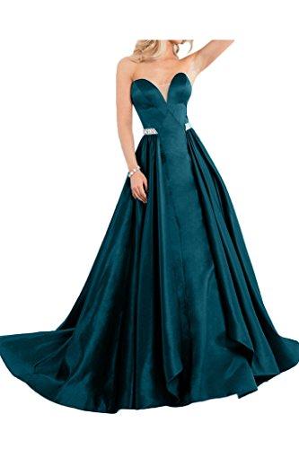 Missdressy - Robe - Femme -  bleu - 50