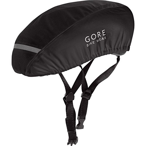 Bike Helmet Cover - GORE BIKE WEAR UNIVERSAL 2.0 GORE-TEX Helmet Cover, small/medium, black