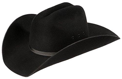 Twisters M & F Western Boys' Wool Felt Cattleman Cowboy H...