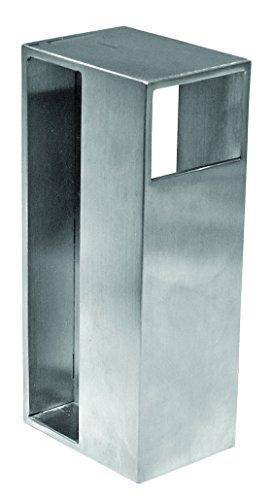 Sugatsune, Lamp DSI-4251-45 Door Hardware, 304 Stainless Steel, Satin - Sugatsune Sliding Door Hardware