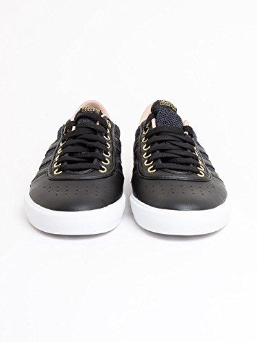 adidas Lucas Premiere, Scarpe da Skateboard Uomo Nero (Cblack/Ashpea/Gold Mt Cblack/Ashpea/Gold Mt)