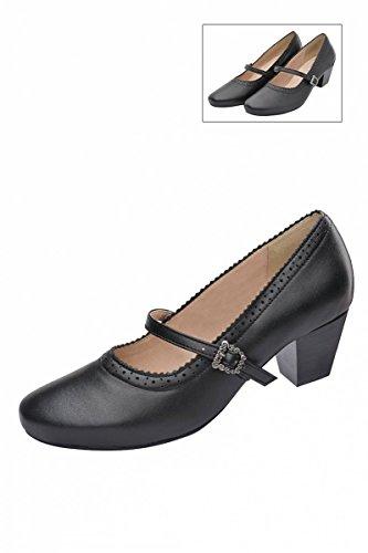 Black Shoes Black Hirschkogel Court Women's UawxR0