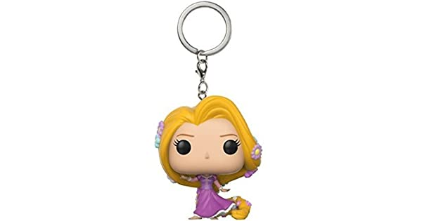 Amazon.com: Funko POP Llavero: tangled-rapunzel (resistente ...