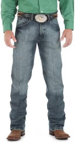 Wrangler Men's 20X No. 33 Relaxed Straight-Leg Jean