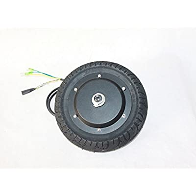 L-faster 24V36V48V 350W Electric Scooter Hub Motor with Tyre 200MM Electric Brushless Motor No Gear 8