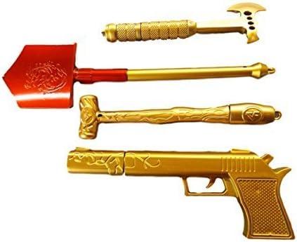 1x Novelty Pens Gun Shape Ballpoint Stationery Pen Student Office Creative  R