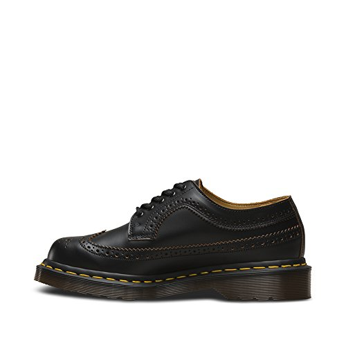 Shoes Smooth Dr Noir 3989 Martens ETOTwf0qt