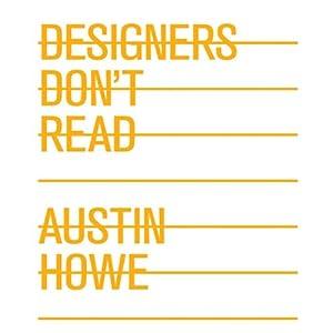 Designers Don't Read Audiobook