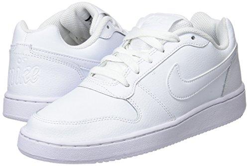 Low Da white 100 Scarpe Donna white Fitness Ebernon Nike Bianco p5Hgtt