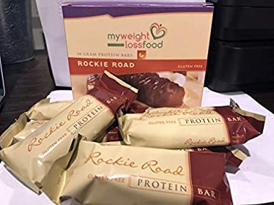 Rocky Road Bar by HealthWise