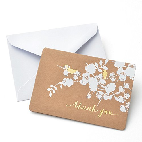 foil-bird-on-kraft-thank-you-card