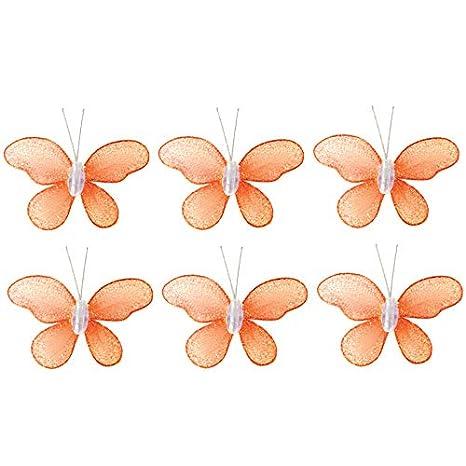 Amazon.com: Mariposa Decoración 2