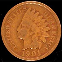 1901 Indian Head Cent /Penny
