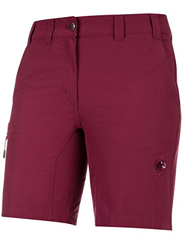 (Mammut Hiking Shorts Women; Merlot; US 2)