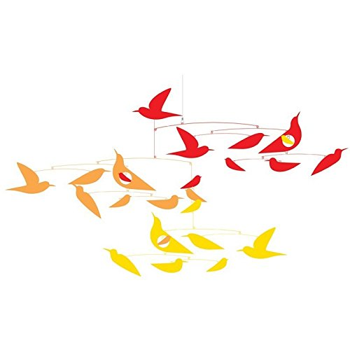 Paper Mobiles - Birds by Papo