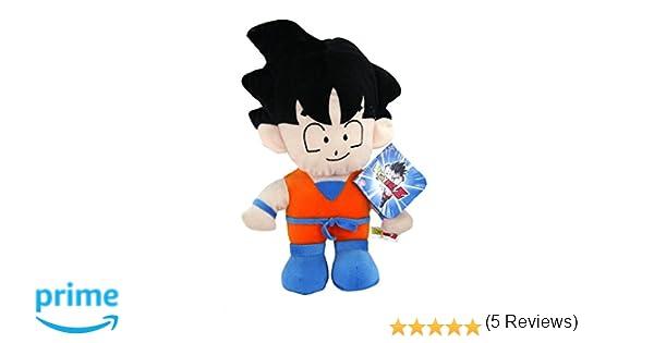 Peluche Dragon Ball Son Goku super soft 33 cm aprox: Amazon.es: Juguetes y juegos