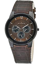 Skagen Men's 856XLDRD Skagen Denmark Watch