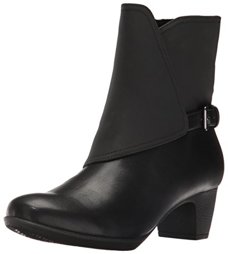 Trotters Women's Stormy Rain Boot - Black - 9 2A(N) US