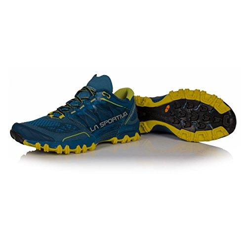 La Sportiva Bushido Trail Running Shoes - SS18 Blue DN4h1iHdjp