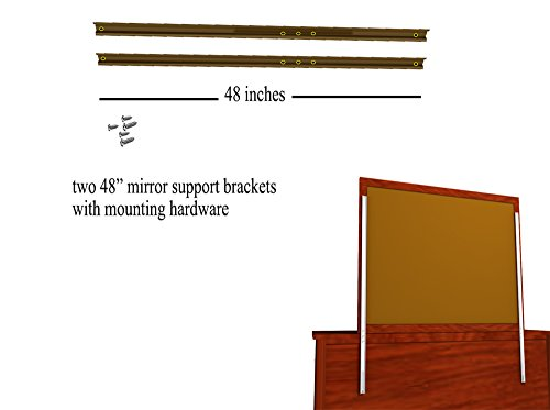 Woodyard Dresser mirror supports HCWDMS 1 product image