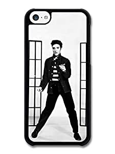 MMZ DIY PHONE CASEElvis Presley Jailhouse Rock King of Rock & Roll case for iphone 5/5s