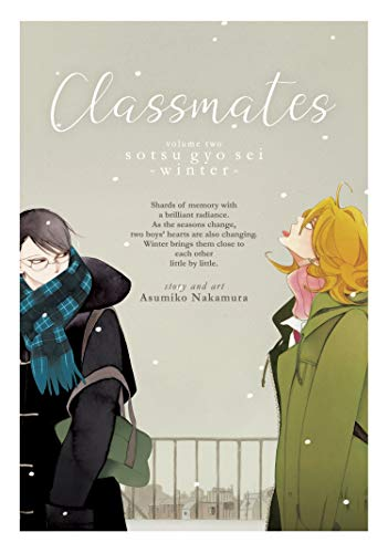 Pdf Comics Classmates Vol. 2: Sotsu gyo sei (Winter) (Classmates: Dou kyu sei)