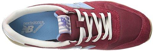 Shoe New WL696 Red Women's Blue Lakehouse Pack Balance Running YAY7qzw