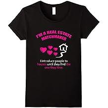 Real Estate Matchmaker Realtor Promotional Tee Shirt