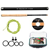 AnglerDream Tenkara Carbon Fiber Fly Fishing Rod