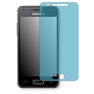 Lámina de protección Golebo azul contra miradas laterales para Samsung I9070 Galaxy S Advance - PREMIUM QUALITY