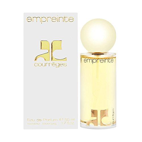 Price comparison product image Courreges Empreinte Eau de Parfum Spray for Women,  1.7 Ounce