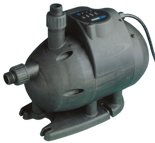 MACH 5 Multistage Fresh Water Pressure Pump - 115 Volt AC - by HEADHUNTER