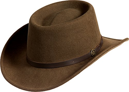 Goorin Bros. High Stakes Wool Gambler Hat