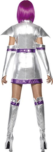 Fever Women's Space Cadet, Silver, Small