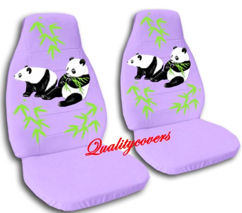 panda bear car seat covers - 6