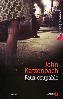 Faux coupable par Katzenbach