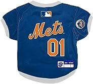 MLB New York Mets Pet Jersey, Small