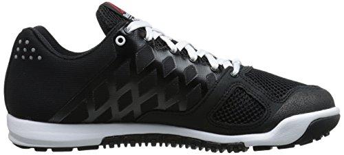 Chaussure Dentraînement Reebok Pour Femme R Crossfit Nano 2.0 Noir / Blanc